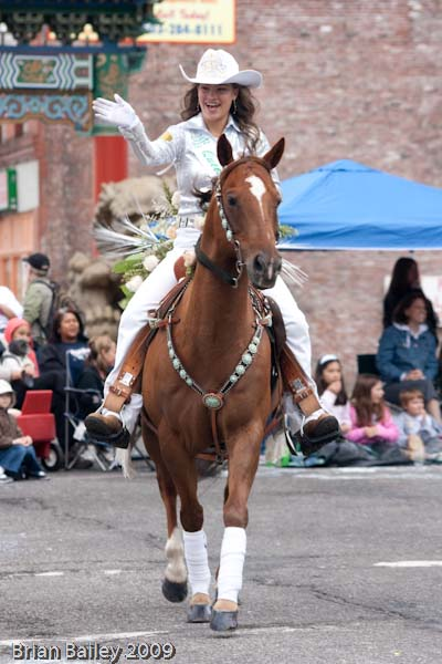 The Grand Floral Parade is a major event for the Portland